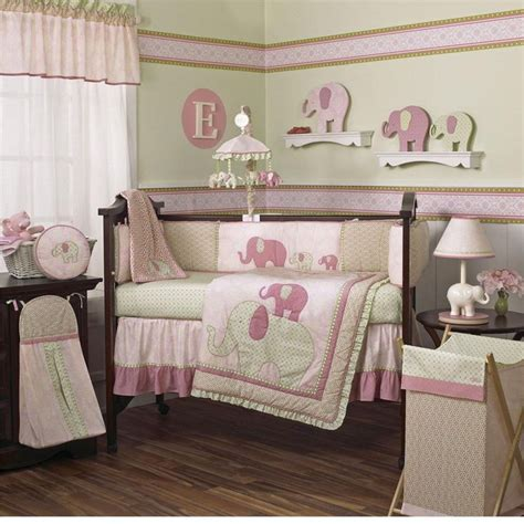 elephant baby girl bedding elephant crib bedding sets bella baby crib bedding set