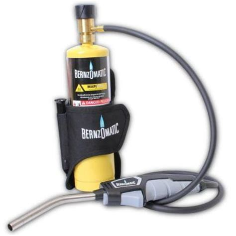 bernzomatic bz8250htkc map pro hose torch kit 331665 the