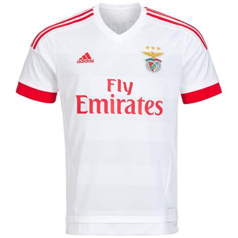 Jersey Away 1 benfica lisbon adidas away jersey s jersey s09395 size