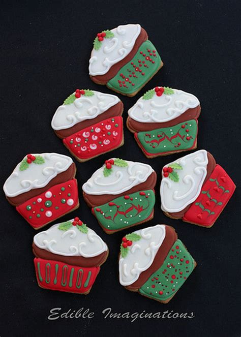 Chimney Decoration Ideas 25 christmas creative cupcakes ideas fancy edibles com