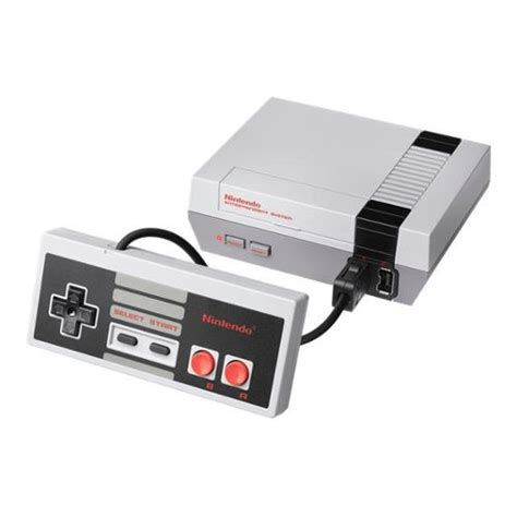 nintendo classic console console nintendo nes classic mini pas cher priceminister