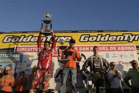 who won the motocross race last jonathan barragan won the motocross internacional de
