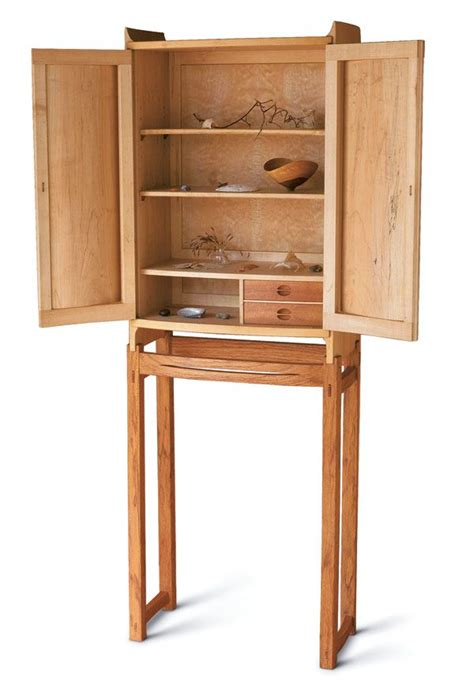 Krenov Style Cabinet Plans