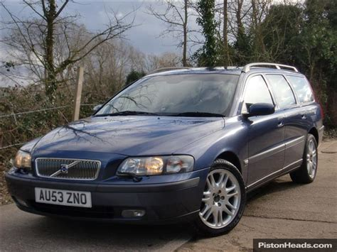 how to sell used cars 2003 volvo v70 spare parts catalogs used 2003 volvo v70 d5 se for sale in essex pistonheads