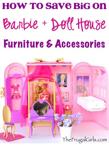 how to make a big barbie doll house how to save money on baby doll accessories barbies baby alive american girl and