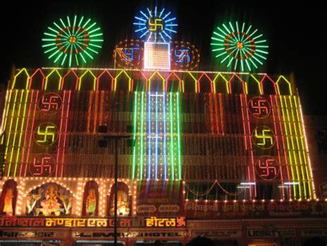 home decoration with lights jaipur diwali festival jaipur deepawali festival