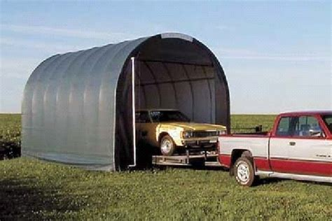 Canvas Garages by Canvas Storage Carport Portable Garage Shelter