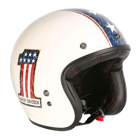 Pet Helm Retro Yaaa harley davidson americana retro 3 4 helmet