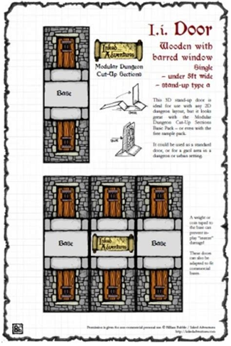 dungeon floor plans pdf inked adventures small dungeon door inked adventures