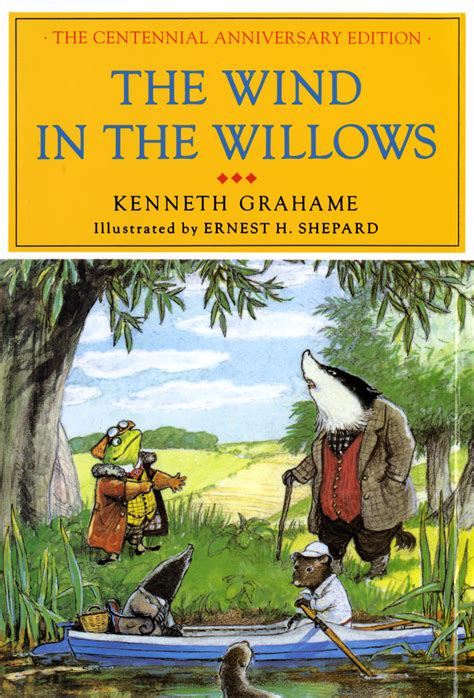 wind in the willows picture book the wind in the willows book by kenneth grahame ernest