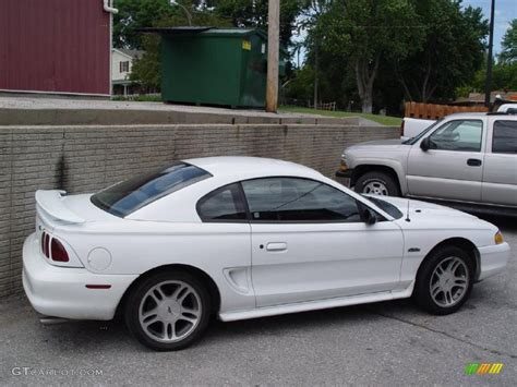 1996 v6 mustang 1996 ford mustang gt paint codes