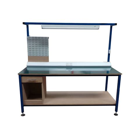 Packing Tables by Fully Equipped Packing Table 1500mm X 750mm Packing