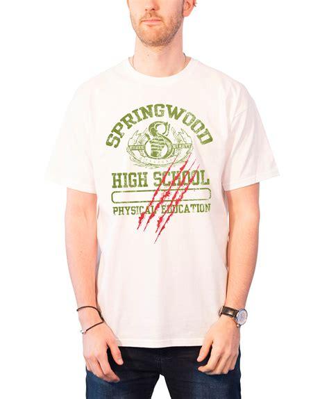 T Shirt Gallien Krueger Black nightmare on elm t shirt freddy krueger horror new official mens black ebay