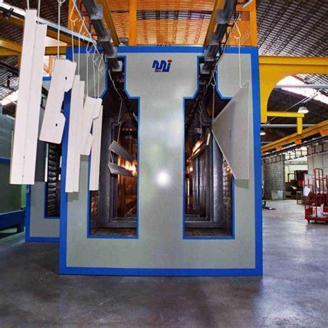 cabine per verniciatura impianti di verniciatura a polvere