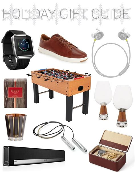 mens holiday gift guide gift ideas for men by lynny