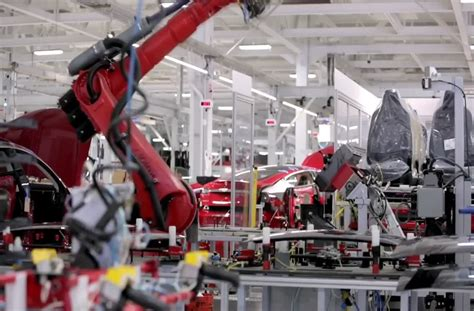 how tesla is made how the tesla model s is made