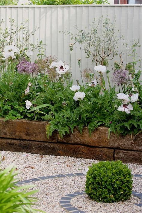 17 best ideas about garden fencing on fence