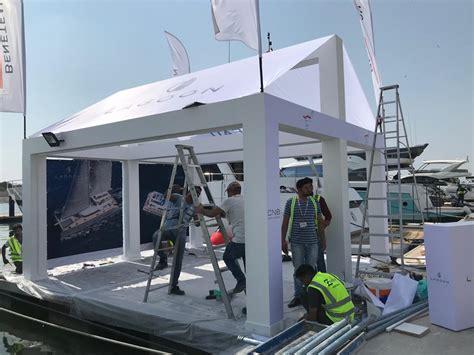boat show in abu dhabi abu dhabi international boat show 2018 first edition