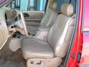 2003 trailblazer seat covers precision fit