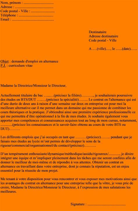 Lettre De Motivation Entreprise Bts Muc 4 Lettre De Motivation Bts Muc Alternance Pour Entreprise Exemple Lettres