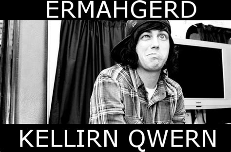 Kellin Quinn Meme - mine black and white meme kellin quinn sleeping with