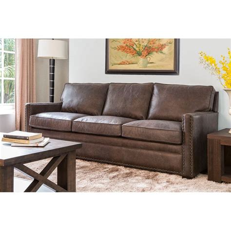Leather Sofa Sams Club Bruno Italian Leather Sofa Sam S Club For The Home