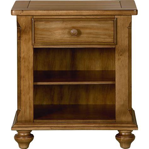 bassett changing table bassett benbrooke nightstand dressers changing tables