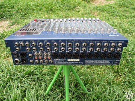 Mixer Yamaha Mg 16 Fx yamaha mg16 6fx image 1378305 audiofanzine