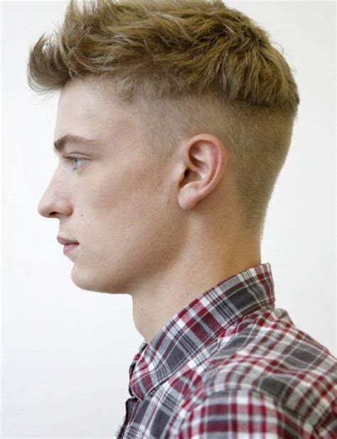 disconnected haircut for short hair 40 top taper fade haircut for men high low and temple