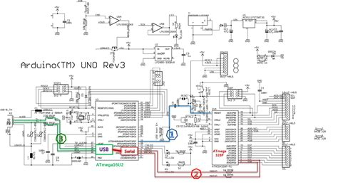 Arduino Uno Ic Smd 328p R3 integrated circuit why does this component on my arduino