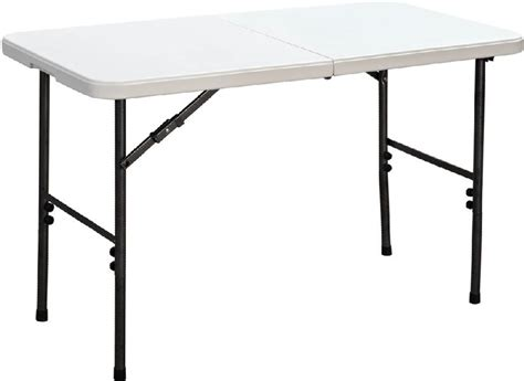 8 Ft Folding Table by 6ft 8 Ft Plastic Folding Table And Chair For Cing Or