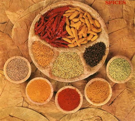 10 Foods To Get Your In A Spicy Mood by Dried Spices Aren T Without Risks Fda Draft Risk Profile
