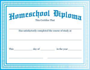 Download Homeschool High School Diploma Templates Letshomeschoolhighschool Com Homeschool High School Diploma Template