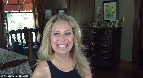 60nyear old with hair extentions youtube user melissa55 becomes hit beauty guru for her age