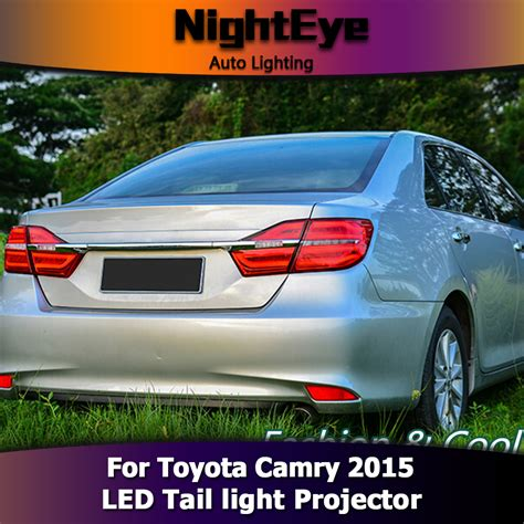toyota camry tail light replacement toyota camry 2006 brake light led bar tail lights
