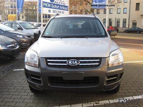 2007 Kia Specs 2007 Kia 2wd Sportage 2 0 Car Photo And Specs