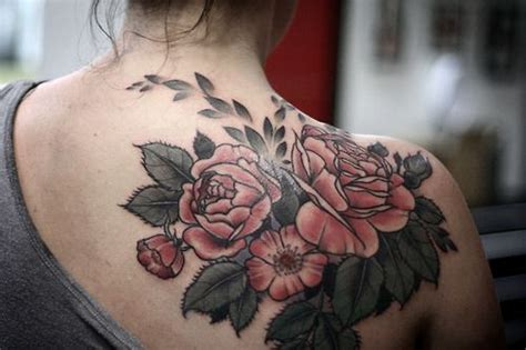 what does a rose tattoo represent roses pink roses and on
