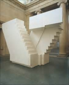 Stairs Artist by Untitled Stairs Rachel Whiteread Tate