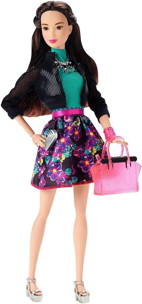 Tas Selempang Fashion Cushion 7026 style fashionistas glam doll raquelle