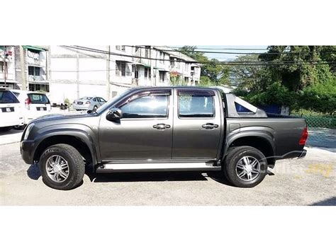 isuzu dmax 2006 isuzu d max 2006 ls 3 0 in sabah manual truck grey