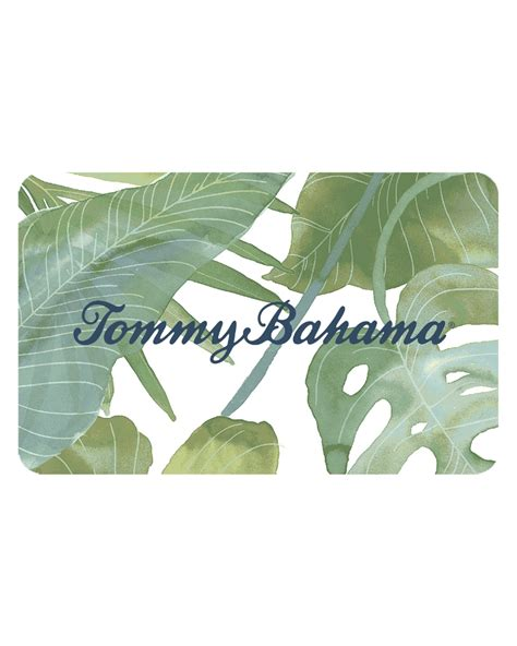 Send Gift Cards Online Canada - tommy bahama virtual gift card