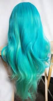 aqua blue hair color hairstyles 2015 summer 2015 hairstyles