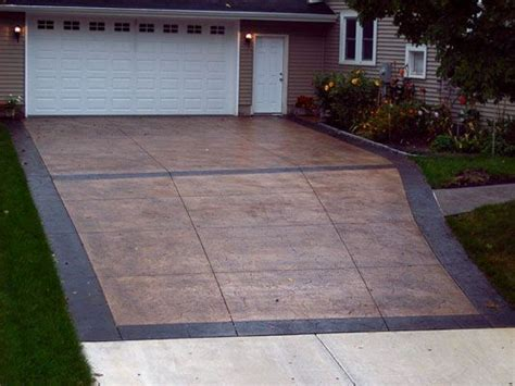 How To Clean Colored Concrete Patio by 80 Best Images About Decorative Concrete Driveways On