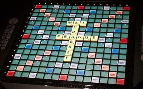 digital scrabble board the world s most expensive scrabble set