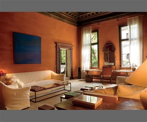 terracotta walls living room 31 best images about terracotta on michelangelo large wall clock and orange walls