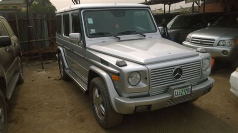 used mercedes g wagon used mercedes bez g500 g wagon ay auto 09050000599 or