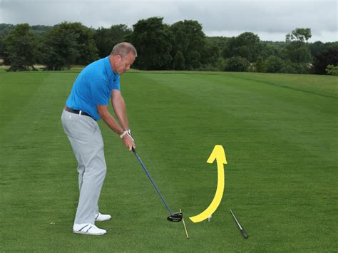 practice swing golf difference between swing path and plane golf monthly
