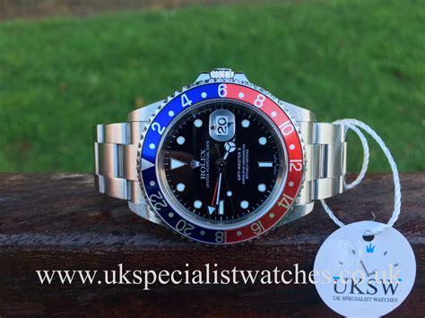 Jam Replika Rolex Gmt Master Ii Black Pepsi Swiss Eta 1 1 rolex gmt master ii pepsi 16710t set rolex watches uk