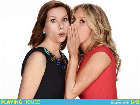 playing house cast playing house premieres on usa network giveaway rockin mama