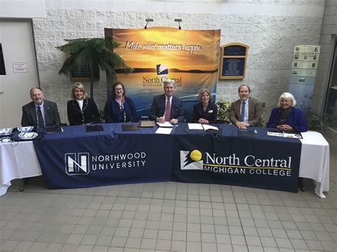 Northwood Mba Program Reviews by Central Northwood Team Up To Offer